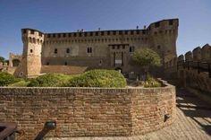 Castello di Gradara, Marche
