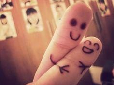 Finger funny