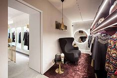 803009a972 Baciocchi Associati has created the new G&B boutique by developing a  project of forceful character, outstanding for its sophisticated,  contemporary design.