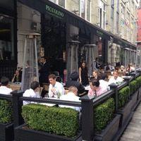 Итальянский ресторан в Лондон, Большой Лондон