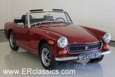 1974 - MG Classic Motors, Classic Cars, Mg Midget, Morris, Top Cars, Collector Cars, Sexy Cars, Motor Car, Cars And Motorcycles