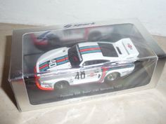Porsche 935 Baby Martini Racing Norisring 1977 #40 Ickx Spark S3406 1:43