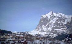 Wetterhorn, Grindelwald 8.03.15