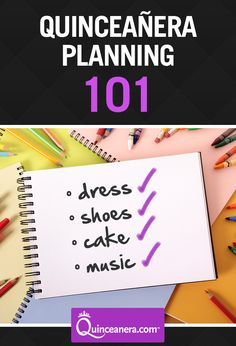 You've probably heard and read everything there is to know about Quinceanera planning already (If not, click here!) http://www.quinceanera.com/planning/quinceanera-planning-101-the-crash-course/?utm_source=pinterest&utm_medium=social&utm_campaign=planning-quinceanera-planning-101-the-crash-course#sthash.u7cGGodZ.dpuf