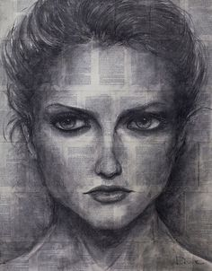 kelleydevine - saving-face Face Sketch, Draw, Sketches Of Faces, Paintings, To Draw, Drawings, Tekenen, Sketch
