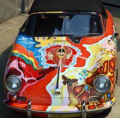 Porsche: Porsche 356 C de Janis Joplin
