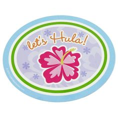 Hawaiian Girl Stickers  Hawaiian Girl Stickers Package contains 4 stickers.   Now $1.99/pk of 4