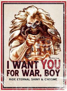 Warboy recruitment
