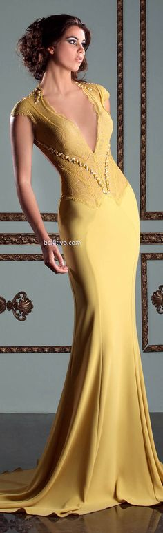 Mireille Dagher Spring Summer 2013 Ready to Wear #josephine#vogel