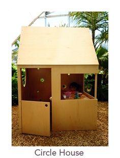 Image result for Kid playshed modern