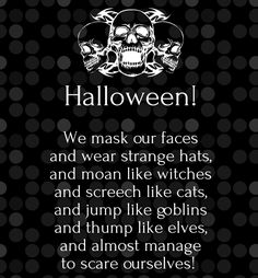 happy halloween quotes wishes and poems 2016 - Kids Halloween Quotes