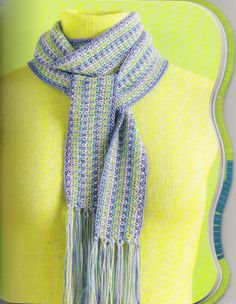 ISSUU - Crochet_Scarves by Kate S