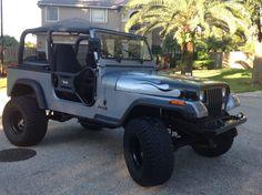 Car brand auctioned:Jeep Wrangler YJ JEEP YJ
