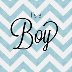 chevron_baby+boy+announcement.JPG (640×640)