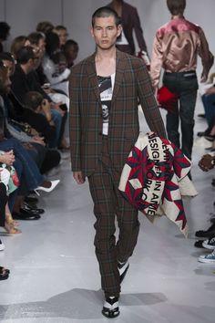 Défilé Calvin Klein 205W39NYC Printemps-été 2018 9