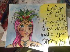 SPLAT PAINT - ART Journaling: My Lifebook (LB) 2015 JUNE 22nd creations