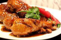 Welcome to Eatlover Kitchen: ĐÙI GÀ KHÌA NƯỚC DỪA