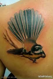 maori fantail tattoo - Google Search