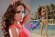 Estefani Mauricci Gil Miss Peru Universo 2016 contestant