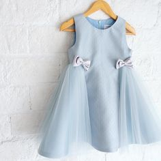 Check out this great stuff I just found at PatPat! Cute Little Girl Dresses, Girls Formal Dresses, Dresses Kids Girl, Little Girl Outfits, Kids Outfits Girls, Dress For Girl Child, Toddler Girl Easter Outfit, Toddler Dress, Baby Dress
