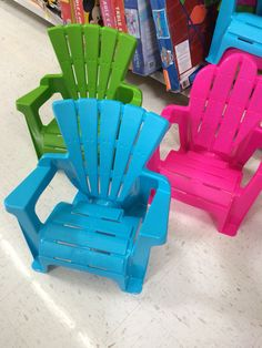 Chairs $5