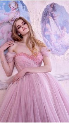 Lace Homecoming Dresses, Dream Wedding Dresses, Strapless Dress Formal, Evening Dresses, Pronovias Bridal, Affordable Prom Dresses, Princess Ball Gowns, Bridal Cape, Pink Gowns