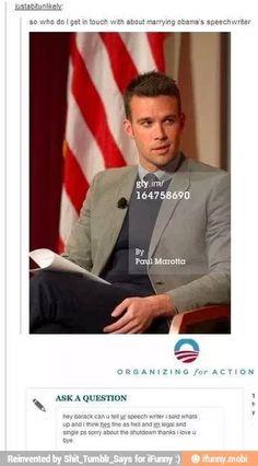 Obama speech writers