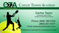 Carlos Tennis Academy Trinidad