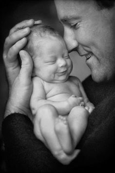 Black and White Father and Son. #bokeh #photography
