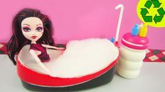 Craft: Make a Doll Bath Tub  - EP 716