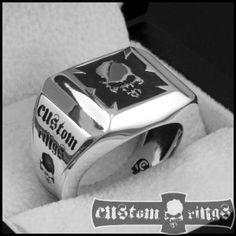 Classic Ring - Custom Engraving