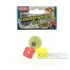 Duncan counter-weight set.