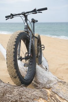 Surly Moonlander. You must love fatty tyres! Lol goofy but gotta love it