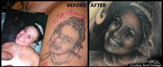 Must See Tattoo Fails Best Cover Up Tattoos, Cool Tattoos, Amazing Tattoos, Bad Tattoos Fails, Creative Tattoos, Photomontage, Worlds Worst Tattoos, Horrible Tattoos, Souvenir