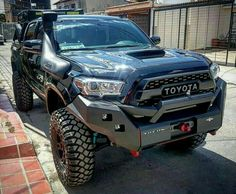 Black Panther Tacoma