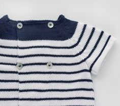 Knit newborn outfit knitted baby set baby sweater от tenderblue