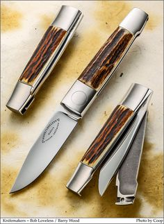 Photos SharpByCoop • Gallery of Handmade Knives - Page 57