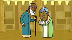 Video Bible Story: Simeon and Anna (Luke 2:25-40)