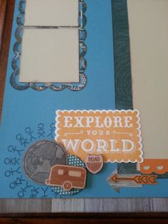 Close To My Heart CTMH Consultant Cyann: Scrapbook Layouts G1077 Workshops on the Go Timberline Scrapbooking Kit