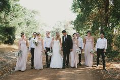 Beautiful Outdoor Wedding with a Beaming Bride | CJ Williams Photography | Bridal Musings Wedding Blog 20
