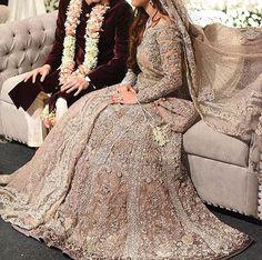 Pakistani Bridal by Asian Wedding Dress, Pakistani Wedding Outfits, Asian Bridal, Pakistani Wedding Dresses, Bridal Outfits, Indian Dresses, Pakistani Bridal Couture, Bridal Lehenga, Pakistan Bride