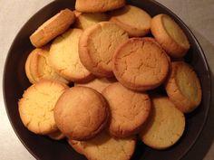 Palets bretons - Recette de cuisine Marmiton : une recette