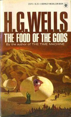 Il mondo si è ingrandito come in un vecchio romanzo di H. G. Wells (Il cibo degli dei).  http://piergiuseppecavalli.com/2017/03/15/siamo-tutti-lillipuziani/