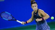 Tennis: Sakkari continues dream run to reach Silicon Valley final Billie Jean King, Wuhan, To Reach, Tennis Players, Tennis Racket, Sports News, Finals, Running, Athletes