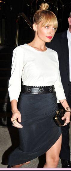 Nicole richie style rocks!