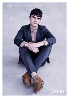 Luka Badnjar by Ben Weller | Jones Bootmaker