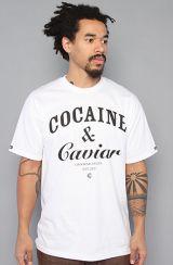 Crooks & Castles Tee --- haha this shirt is dopeeee