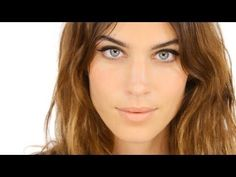 THE Ultimate Alexa Chung Makeup Tutorial (Featuring Alexa) - YouTube