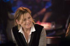 Ellen Pompeo as Meredith Grey - Grey's Anatomy Season 14 Episode 12: Harder, Better, Faster, Stronger