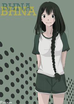 Tsuyu Asui - My Hero Academia